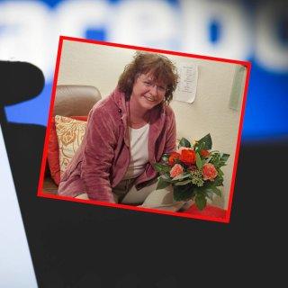 Helga aus Wolfenbüttel bekommt Blumen von ihrem mann Dean. Einfach so!