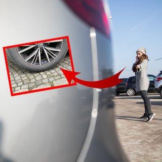 Eine Frau wollte mit ihrem Auto losfahren – und wäre fast in eine gefährliche Falle getappt. (Symbolbild)
