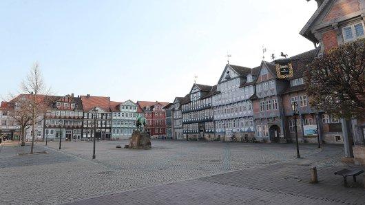 Wolfenbüttel: Hier sollen die Marktbetreiber am vierten September wieder ihre Stände aufstellen.