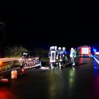 Auf der A36 im Kreis Wolfenbüttel wurden insgesamt neun Menschen verletzt.