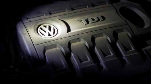 Zwei Männer sollen bei VW in Osnabrück massenweise Motoren geklaut haben (Symbolbild).