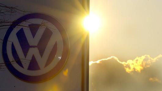 Zu heiß: Volkswagen hat die gelockerte Gleitzeitregel um eine Woche verlängert. (Symbolbild)