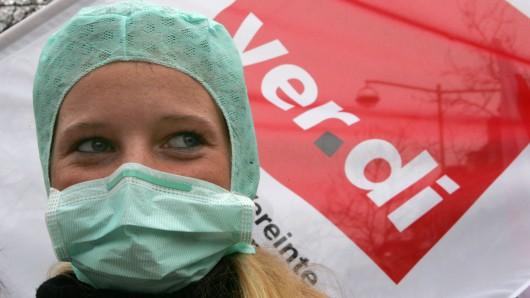 Streik im öffentlichen Dienst in Niedersachsen