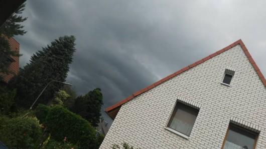 Dunkle Wolken auch über Wolfsburg...