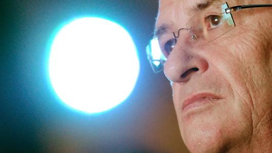 Ex-VW-Chef Martin Winterkorn muss sich wohl bald vor Gericht verantworten. (Archivbild)