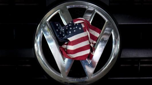 Mit den VW-Milliarden fördern viele US-Bundesstaaten jetzt ausgerechnet die Elektromobilität (Symbolbild).