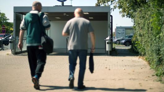 Die Beschäftiten können sich auch weiter ohne Sorge auf den Weg zur Arbeit machen. (Archivbild)