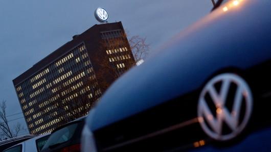 VW hat noch offene Rechnungen – was einige Zulieferer offenbar um ihre Existenz bangen lässt (Symbolbild)