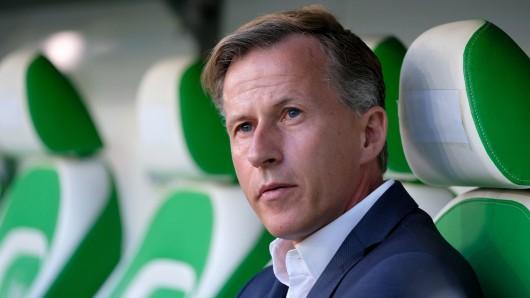 VfL-Trainer Andries Jonker. (Archivbild)