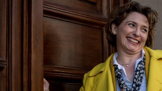 FDP-Generalsekretärin Nicola Beer. (Archivbild)