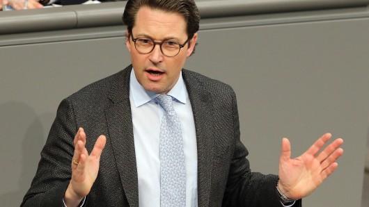 Bundesverkehrsminister Andreas Scheuer (CSU) hatte das jüngste Gehaltsplus für den Vorstand von Volkswagen scharf kritisiert.