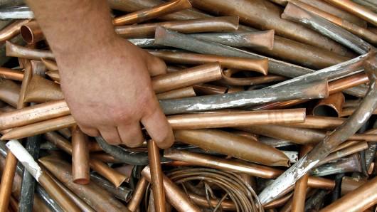 Kupferdiebe waren in Fallersleben erfolgreich (Symbolbild).