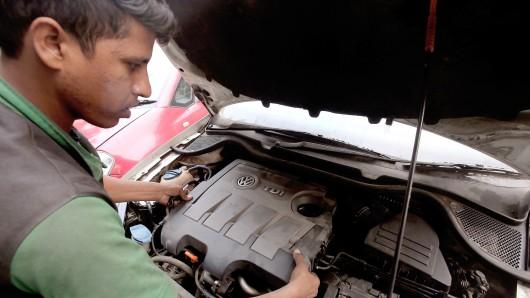 VW will kräftig in Indien investieren (Archivbild).
