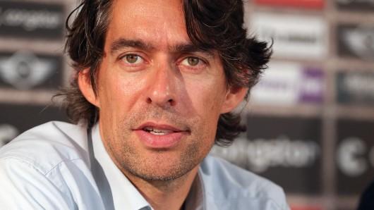 Michael Meeske ist zur Zeit Finanzvorstand beim 1.FC Nürnberg.