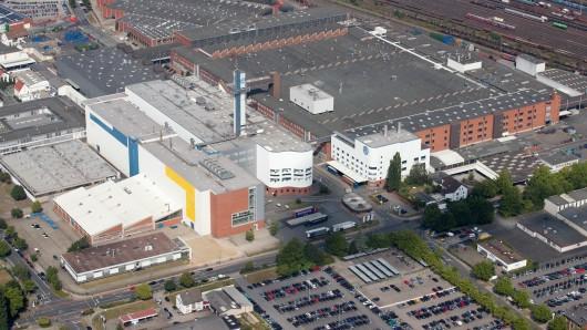 Das VW-Werk in Osnabrück (Archiv).