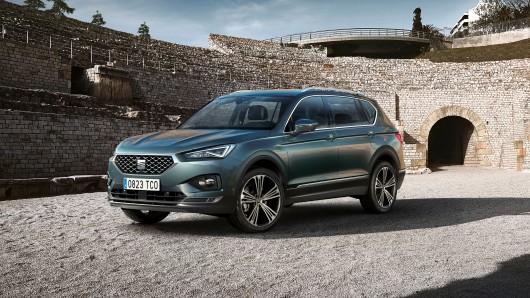 Die spanische VW-Tochter Seat will mit dem neuen Tarraco groß rauskommen.