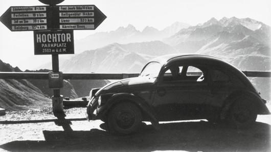 Wo führt der Weg des VW Käfer hin?