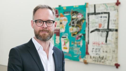 Zum 1. April 2019 übernimmt Andreas Beitin die Leitung des Kunstmuseums Wolfsburg.