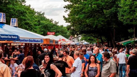 Vom 14. bis zum 16. Juni öffnet die Bierbörse in Wolfsburg erstmals ihre Pforten (Archivbild).
