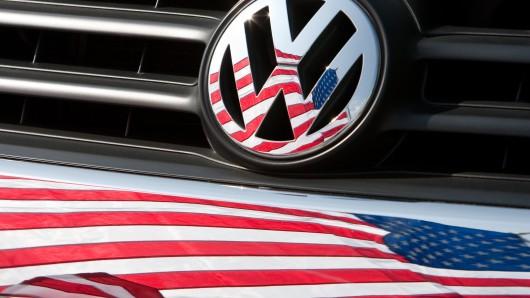 VW investiert in den USA.