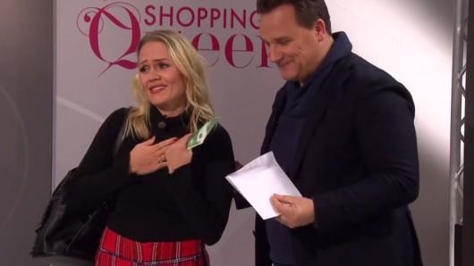 Herdis ist die erste Shopping Queen aus Wolfsburg.
