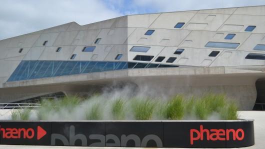 Der Sommer kann (zurück) kommen, schreibt das Phaeno in Wolfsburg.