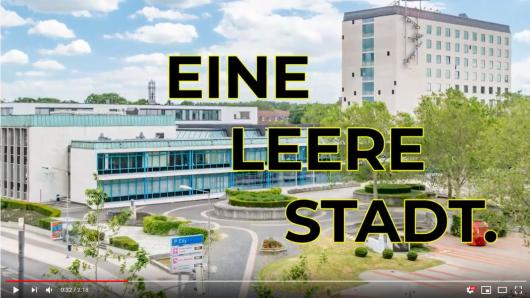 Ein Video über Wolfsburg sorgt derzeit für Aufsehen. Es zeigtWolfsburg...ohne Menschen.