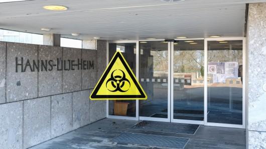 Stadt und Pflegekräfte kämpfen im Hanns-Lilje-Heim in Wolfsburg gegen das Coronavirus.