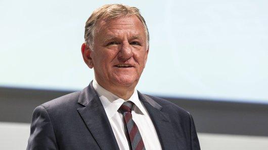 Der VW-Vorstandschef Andreas Renschler