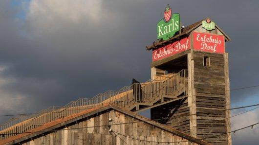 Die Kette Karl's Erlebnishof plant trotz Corona-Rückschlag weitehin mit einem Standort in Wolfsburg.