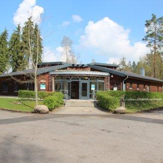 Das Waldpädagogikzentrum Hahnhorst - hier kam es zum tragischen Vorfall.