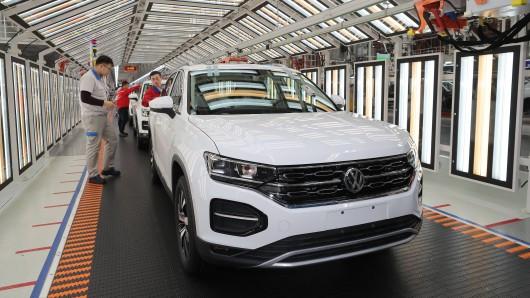 Den VW Tayron gibt es bisher nur in China – doch er soll auch hierzulande auf den Markt kommen.