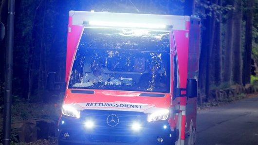 Wolfsburg: Ein Mann musste in Windeseile ins Krankenhaus eingeliefert werden. (Symbolbild)