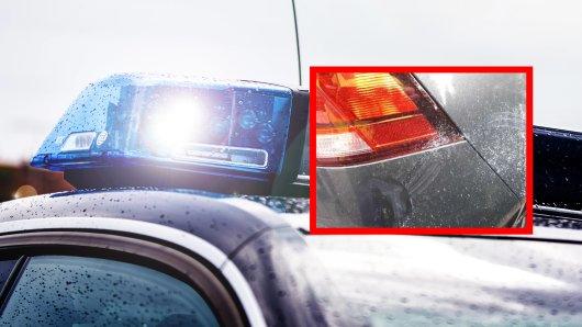 In Wolfsburg wurden wieder Autos mit Kleber attackiert. (Archivbild)